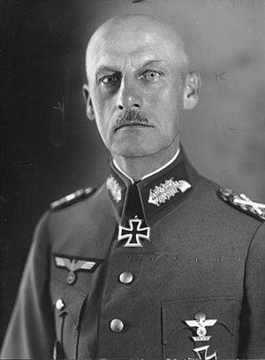 Wilhelm Ritter von Leeb - Image: Bundesarchiv Bild 183 L08126, Wilhelm Ritter von Leeb