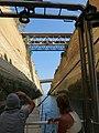 Bungee jumping. Коринфский канал. Банджи-джампинг (прыжки на резиновом канате). - panoramio.jpg
