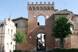 Buonconvento, Porta