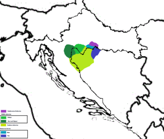 Burgenland Croats - Una origin of Burgeland Croats theory