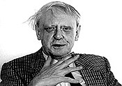 1986'da Anthony Burgess