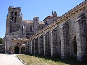 Burgos - Las Huelgas - Vista portada02.jpg