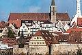 Burgweg Panorama vom Mühlacker Rothenburg ob der Tauber 20180216 015.jpg