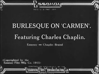 ファイル:Burlesque on Carmen (1915).webm