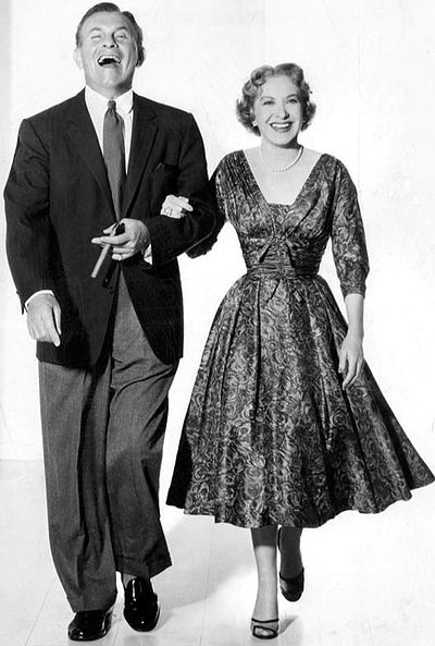 Picture of a TV show: The George Burns And Gracie Allen Show