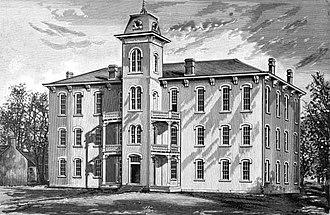 Burritt College - Burritt College