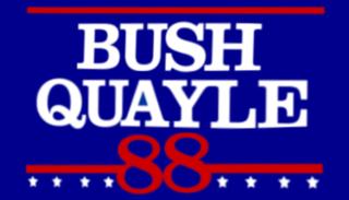 George H. W. Bush 1988 presidential campaign