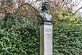 Bust of Constance Georgine Markievicz at St. Stephen's Green, Dublin -113715 (25673797573).jpg