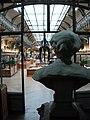 Buste d'Albert Gaudry (1827-1908) situé face à la galerie de Paléontologie - Jardin des plantes - MNHN - 2.jpg