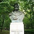 Bustul lui Gheorghe Panaiteanu-Bardasare din Parcul Copou, Iaşi.jpg