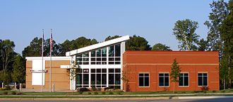 Butner, North Carolina - Butner Town Hall