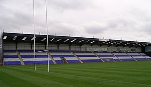Coventry Bears - The Main Stand