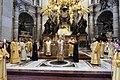 Byzantinische Göttliche Liturgie in St. Peter Basilika.jpg