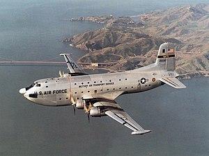 Douglas C-124 Globemaster II - Image: C 124C Globemaster II