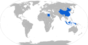 C-704 - Map with C-704 operators in blue
