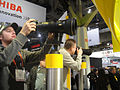 CES 2012 - Nikon Nikkor Lenses (6791664978).jpg