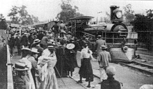 CGR 3rd Class 4-4-0 1884 - Image: CGR 3rd Class 4 4 0 1884 Joy c
