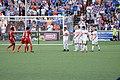 CINvRIC 2017-07-09 - FC Cincinnati celebrates Aodhan Quinn PK goal (41838125822).jpg