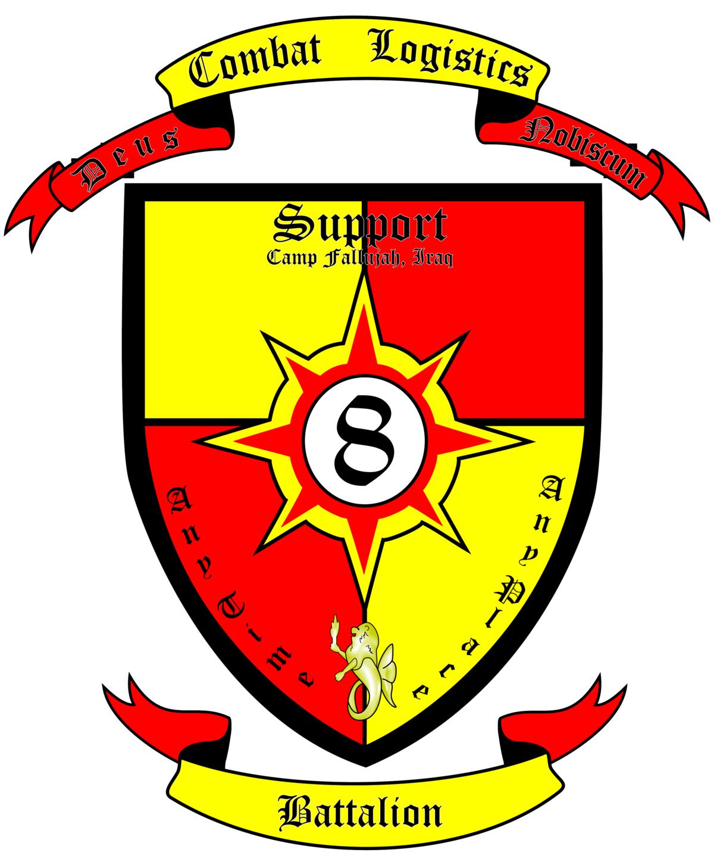Combat Logistics Battalion 8 - Wikipedia