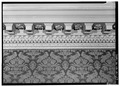 CLOSE-UP OF CEILING CORNICE IN PALLADIAN ROOM - Gunston Hall, 10709 Gunston Road, Lorton, Fairfax County, VA HABS VA,30-LORT,1-57.tif