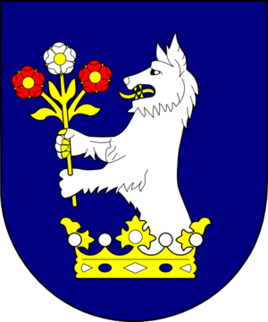 Aristocracy (class) - Coat of arms of Révay family in the Kingdom of Hungary.