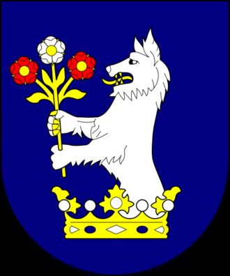 Ferenc Révay - Coat of Arms of Ferenc Révay