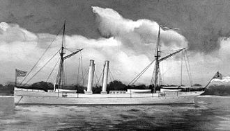 CSS Chickamauga - Image: CSS Chickamauga