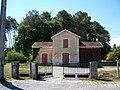 Cabanac-et-Villagrains Ancienne gare.jpg