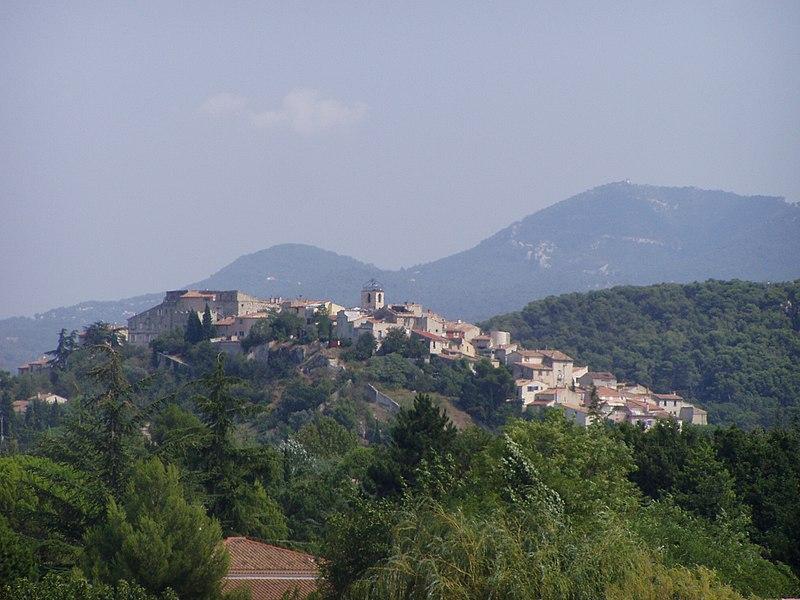 The village of Cabriès