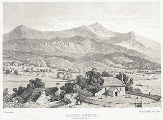 Cader Idris, Merionethshire