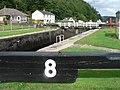 Cairnbaan, Lock 8 - geograph.org.uk - 915991.jpg