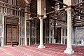 Cairo, moschea di al-muayyad, interno, 01.JPG