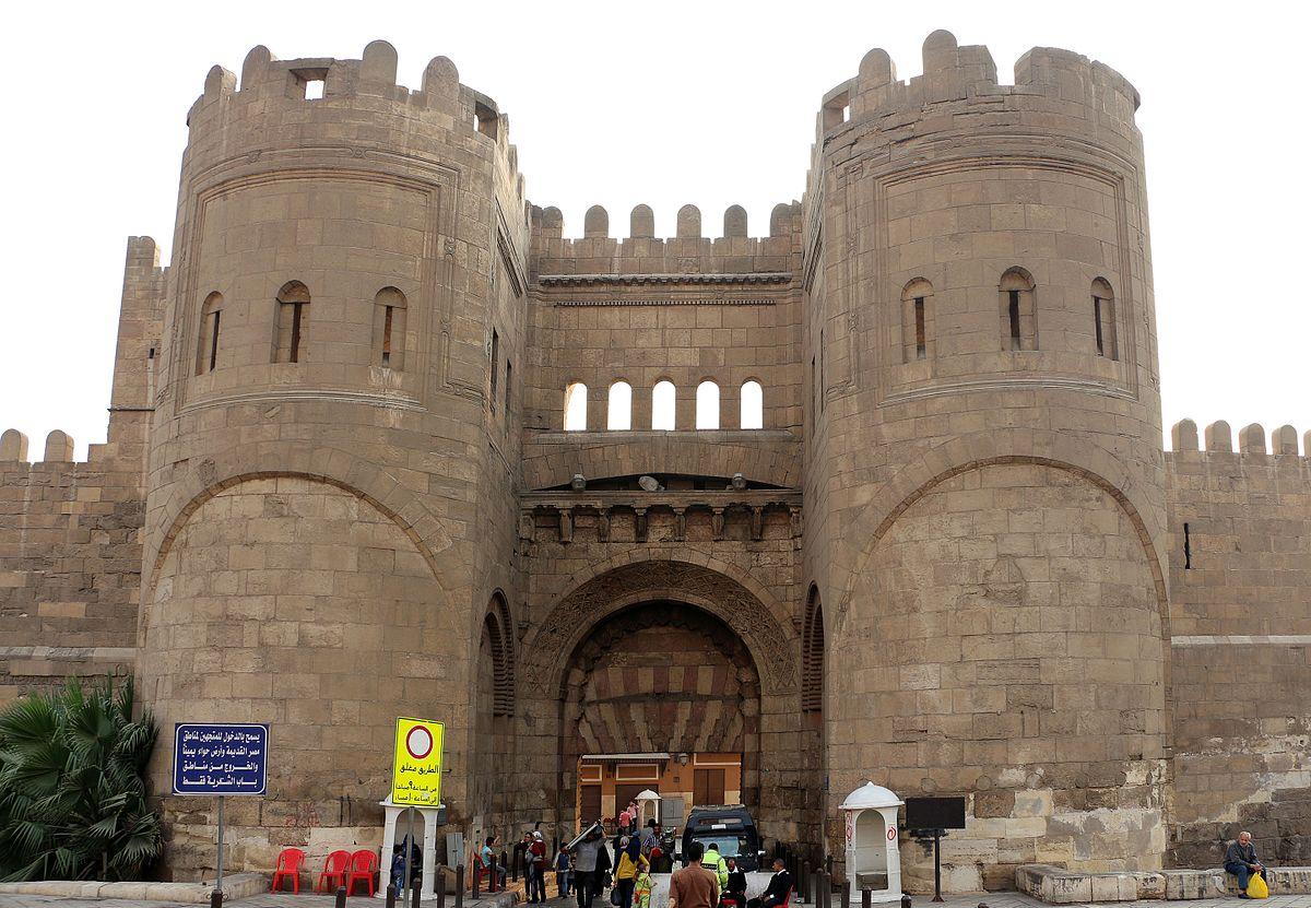 Image result for باب الفتوح شارع المعز