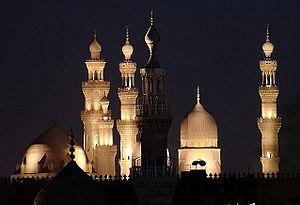 View from Al-Azhar Park