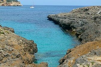 Cala Mondragó - Islas Baleares.JPG