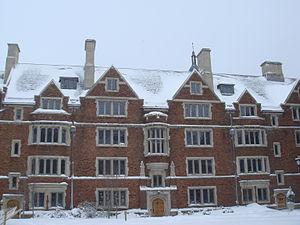 Hopper College - Calhoun College 2011