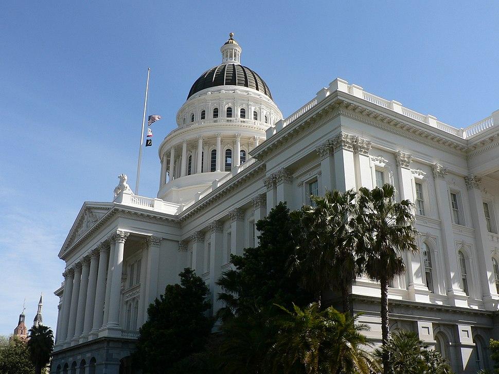 California State Capitol p1080924
