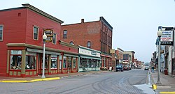 Calumet MI Downtown 5th St A 2009.jpg