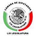 Camara de Diputados Mexico LIX Legislatura.png