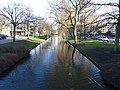 Campanulastraatbrug - Wilgenlei - Schiebroek - Rotterdam - View from the bridge towards the southeast.jpg