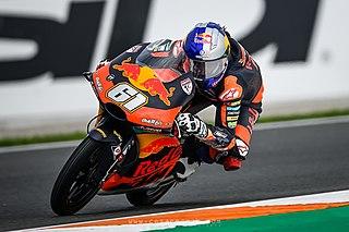 Can Öncü Turkish motorcycle racer