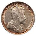 Canada Newfoundland Edward VII 20 Cents 1904H (obv).jpg
