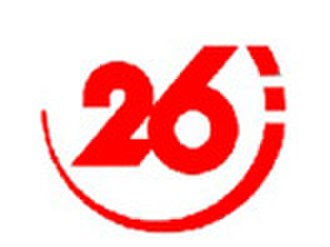 Canal 26 - Canal 26's former logo