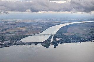 watercourse in Canada