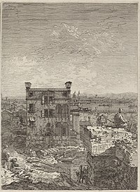 Canaletto, The House with the Peristyle, 1741, NGA 761.jpg