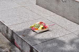 Canang sari - Image: Canang 003