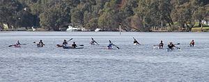 Canoeists on swan 23.JPG