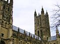 Canterbury Cathedral, Bell Harry Tower.JPG