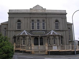 Capel Als, Llanelli Church in Wales