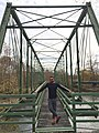 Capon Lake Whipple Truss Bridge Capon Lake WV 2015 10 25 04.jpg